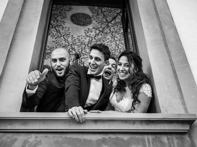 Il matrimonio di Stefano e Silvia a Carugate, Milano 4