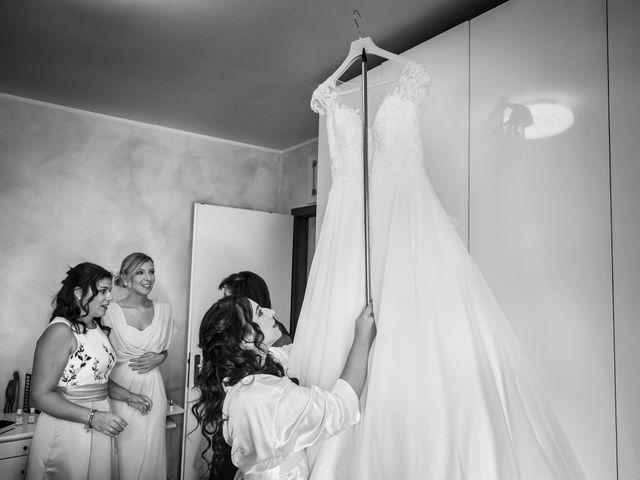 Il matrimonio di Stefano e Silvia a Carugate, Milano 9