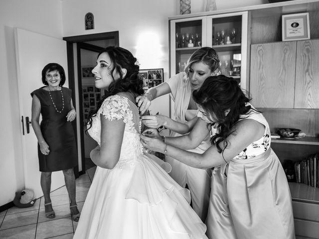 Il matrimonio di Stefano e Silvia a Carugate, Milano 12