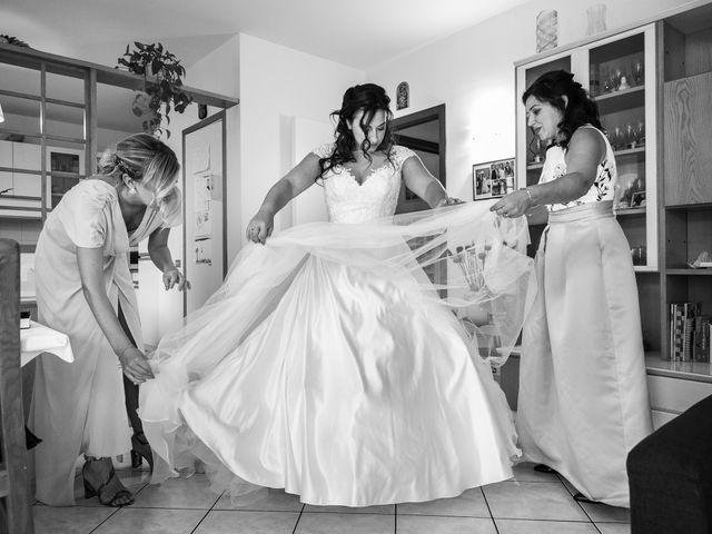 Il matrimonio di Stefano e Silvia a Carugate, Milano 14