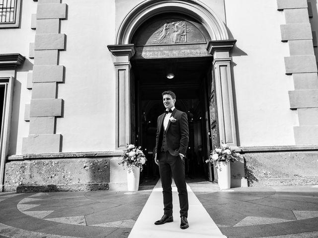 Il matrimonio di Stefano e Silvia a Carugate, Milano 20