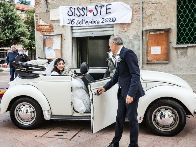 Il matrimonio di Stefano e Silvia a Carugate, Milano 24