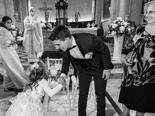 Il matrimonio di Stefano e Silvia a Carugate, Milano 26