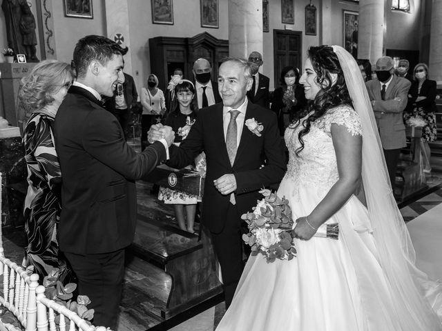 Il matrimonio di Stefano e Silvia a Carugate, Milano 27
