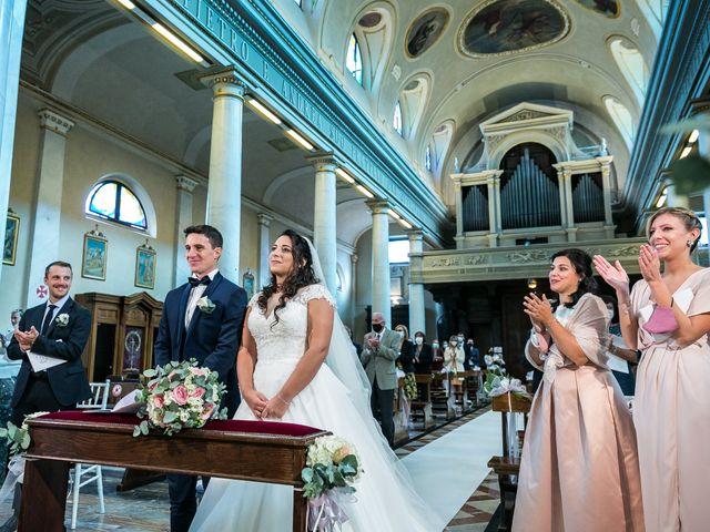 Il matrimonio di Stefano e Silvia a Carugate, Milano 28