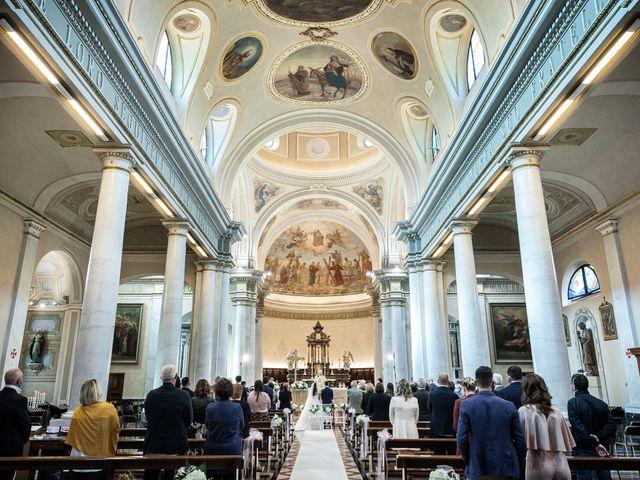 Il matrimonio di Stefano e Silvia a Carugate, Milano 29