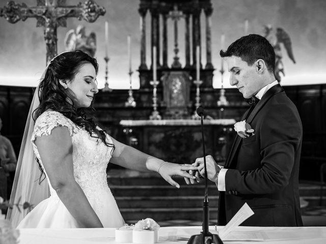 Il matrimonio di Stefano e Silvia a Carugate, Milano 31