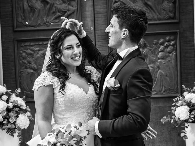 Il matrimonio di Stefano e Silvia a Carugate, Milano 34