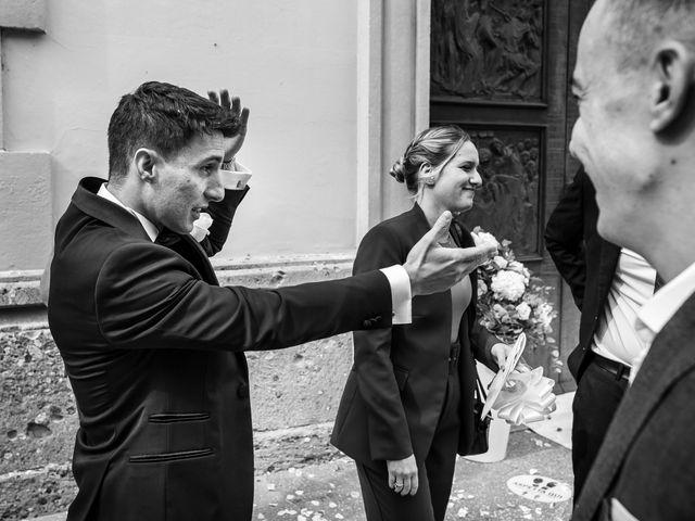 Il matrimonio di Stefano e Silvia a Carugate, Milano 35