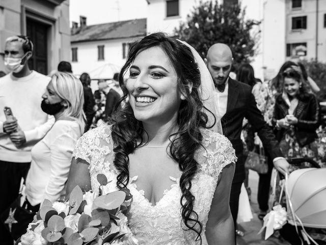Il matrimonio di Stefano e Silvia a Carugate, Milano 36