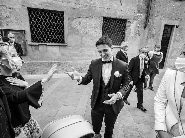Il matrimonio di Stefano e Silvia a Carugate, Milano 37