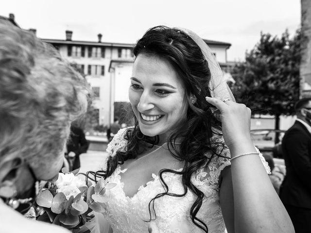 Il matrimonio di Stefano e Silvia a Carugate, Milano 38