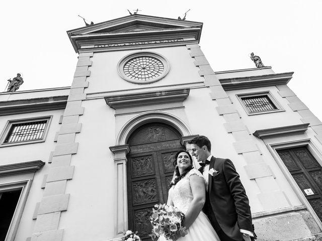 Il matrimonio di Stefano e Silvia a Carugate, Milano 39