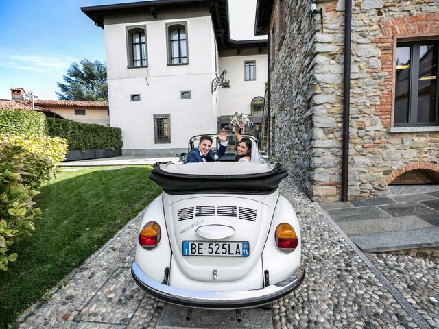 Il matrimonio di Stefano e Silvia a Carugate, Milano 41