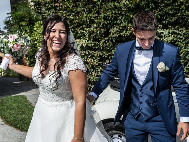 Il matrimonio di Stefano e Silvia a Carugate, Milano 42