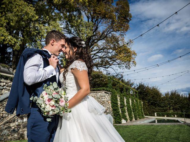 Il matrimonio di Stefano e Silvia a Carugate, Milano 48