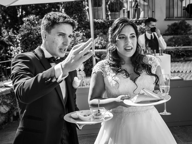 Il matrimonio di Stefano e Silvia a Carugate, Milano 49