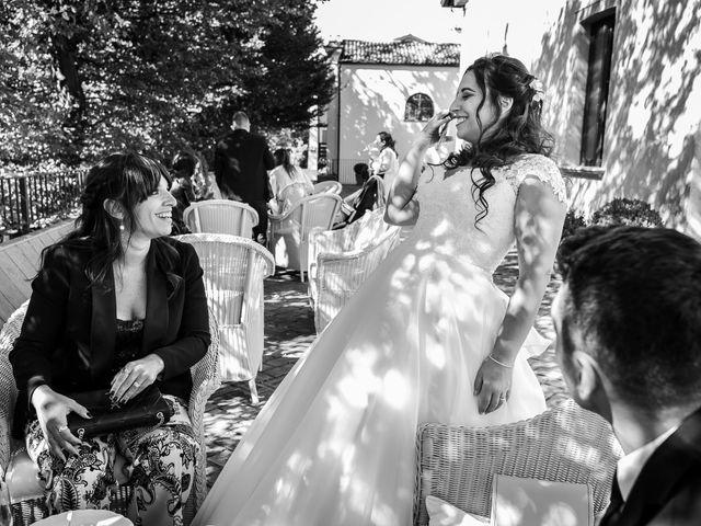 Il matrimonio di Stefano e Silvia a Carugate, Milano 50
