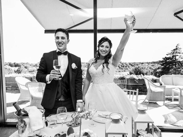 Il matrimonio di Stefano e Silvia a Carugate, Milano 53