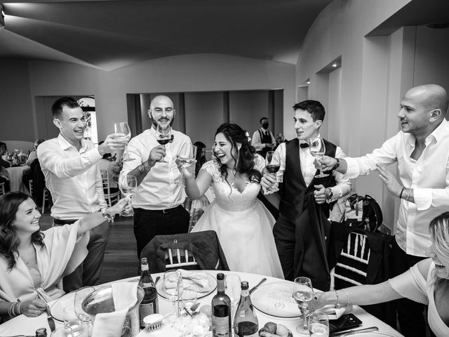 Il matrimonio di Stefano e Silvia a Carugate, Milano 54