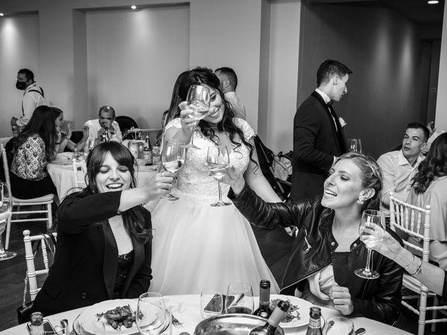 Il matrimonio di Stefano e Silvia a Carugate, Milano 55