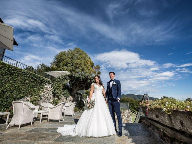 Il matrimonio di Stefano e Silvia a Carugate, Milano 56