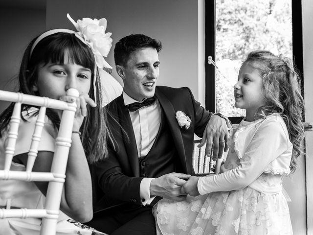 Il matrimonio di Stefano e Silvia a Carugate, Milano 58