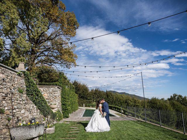 Il matrimonio di Stefano e Silvia a Carugate, Milano 59