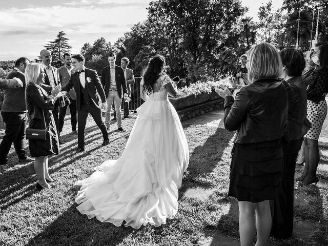 Il matrimonio di Stefano e Silvia a Carugate, Milano 61