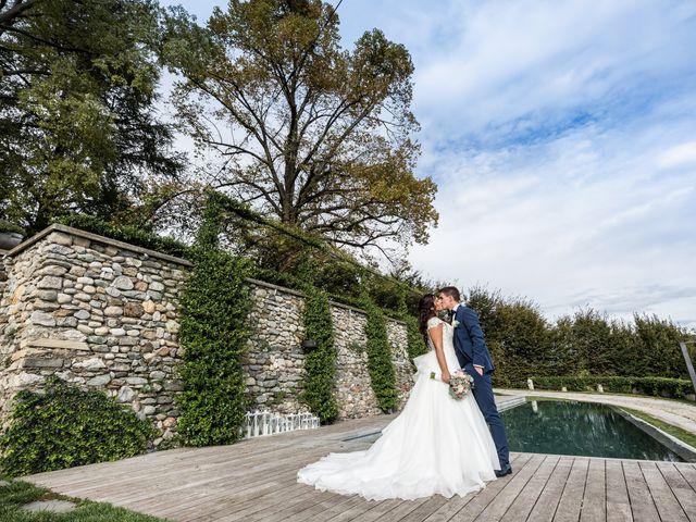 Il matrimonio di Stefano e Silvia a Carugate, Milano 62