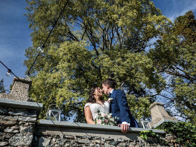 Il matrimonio di Stefano e Silvia a Carugate, Milano 64
