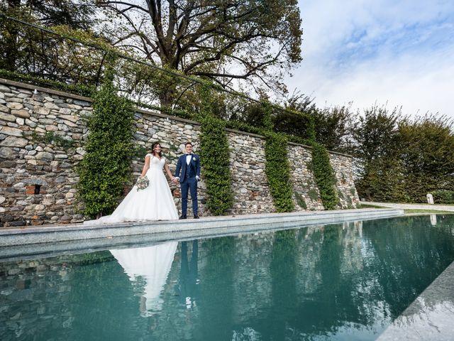 Il matrimonio di Stefano e Silvia a Carugate, Milano 67