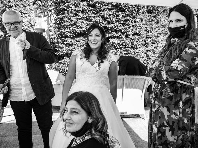 Il matrimonio di Stefano e Silvia a Carugate, Milano 68