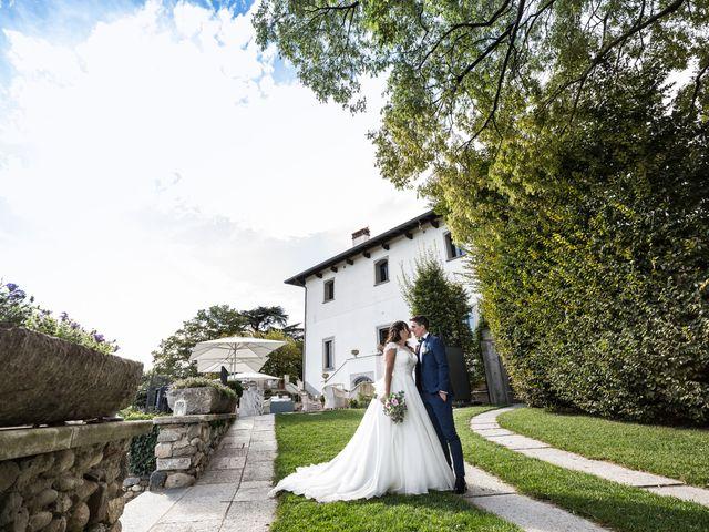 Il matrimonio di Stefano e Silvia a Carugate, Milano 72