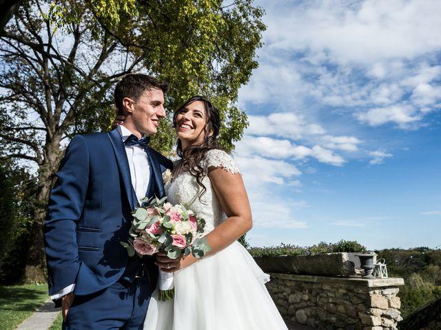 Il matrimonio di Stefano e Silvia a Carugate, Milano 73
