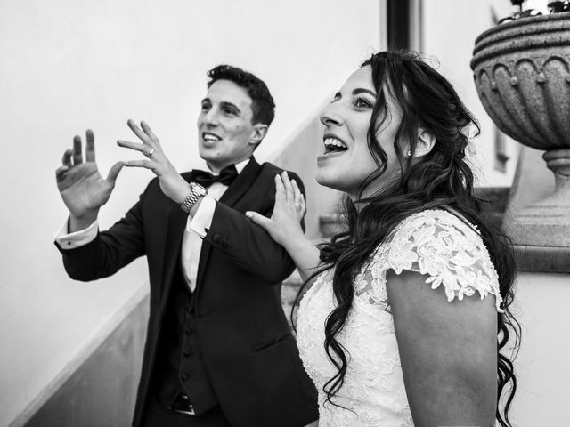 Il matrimonio di Stefano e Silvia a Carugate, Milano 76