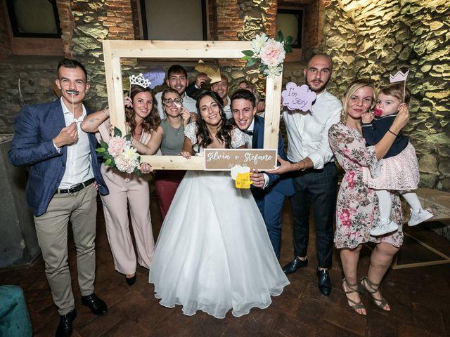 Il matrimonio di Stefano e Silvia a Carugate, Milano 83
