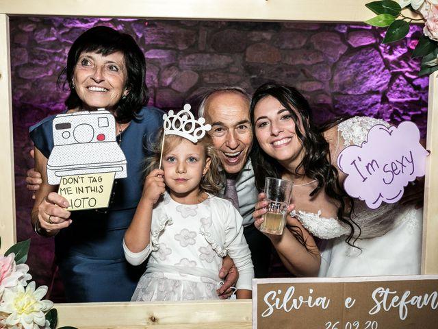 Il matrimonio di Stefano e Silvia a Carugate, Milano 84