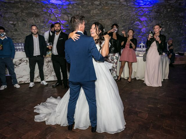 Il matrimonio di Stefano e Silvia a Carugate, Milano 95