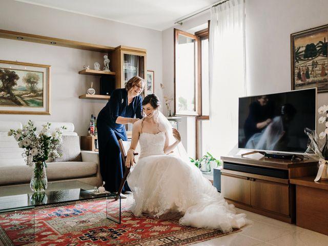 Il matrimonio di Claudia e Massimiliano a Bergamo, Bergamo 21