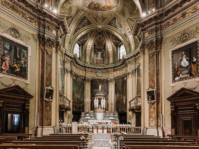 Il matrimonio di Claudia e Massimiliano a Bergamo, Bergamo 24