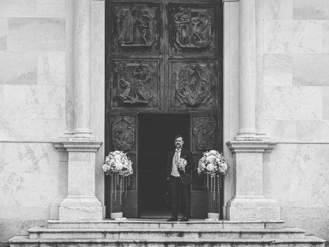 Il matrimonio di Claudia e Massimiliano a Bergamo, Bergamo 28