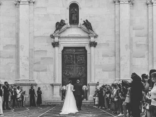 Il matrimonio di Claudia e Massimiliano a Bergamo, Bergamo 30