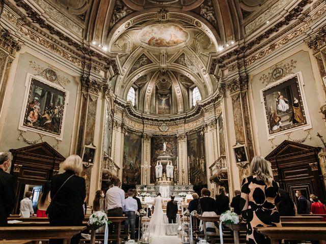 Il matrimonio di Claudia e Massimiliano a Bergamo, Bergamo 31