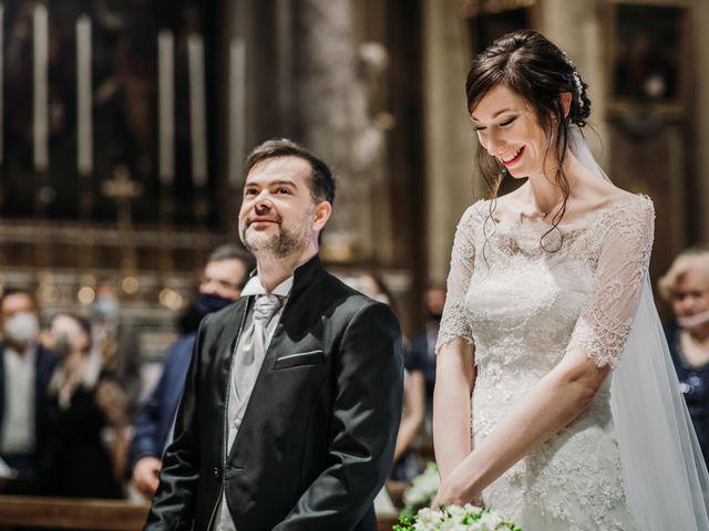 Il matrimonio di Claudia e Massimiliano a Bergamo, Bergamo 32