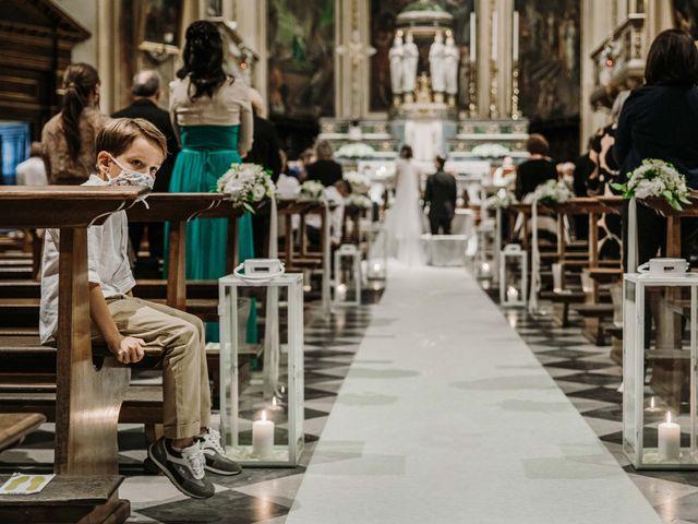 Il matrimonio di Claudia e Massimiliano a Bergamo, Bergamo 2