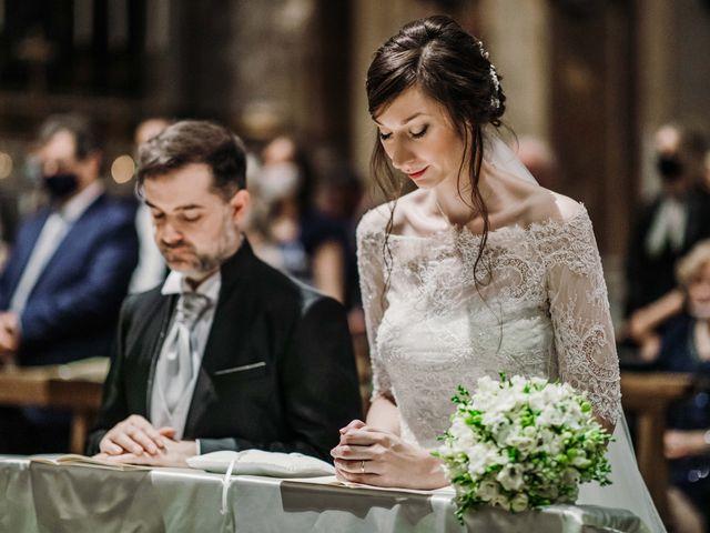Il matrimonio di Claudia e Massimiliano a Bergamo, Bergamo 35