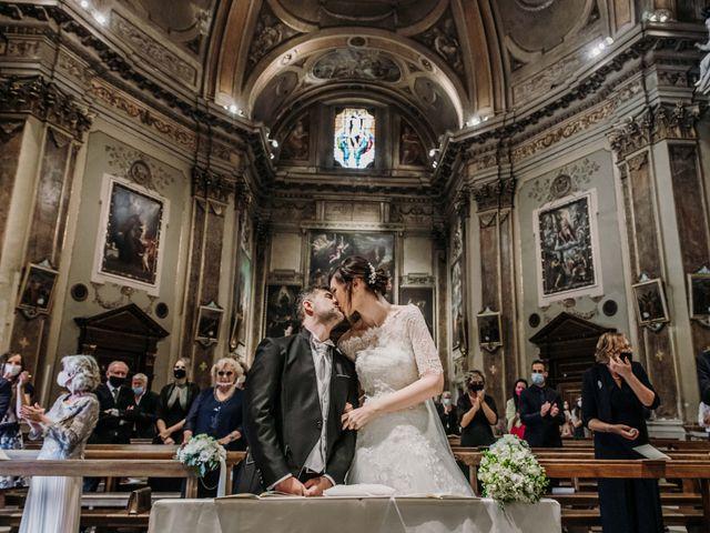 Il matrimonio di Claudia e Massimiliano a Bergamo, Bergamo 37