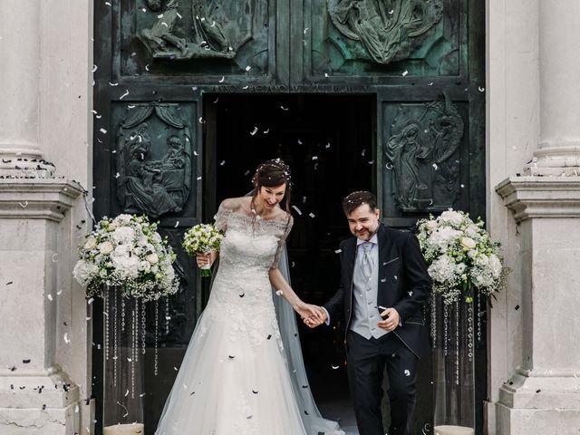 Il matrimonio di Claudia e Massimiliano a Bergamo, Bergamo 39