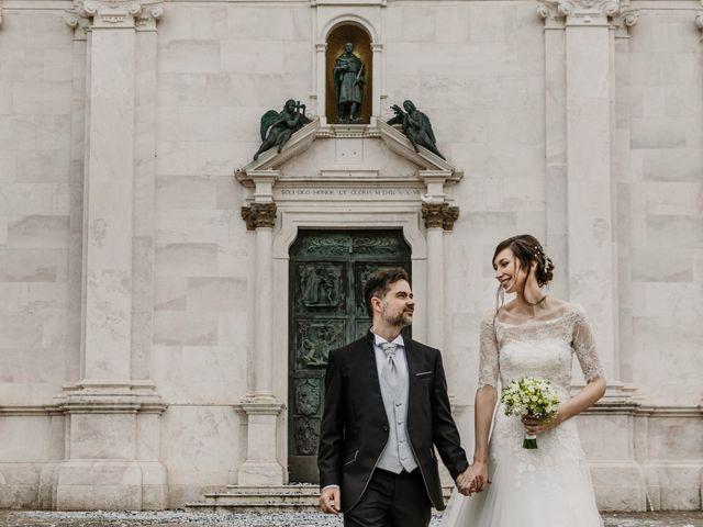 Il matrimonio di Claudia e Massimiliano a Bergamo, Bergamo 40